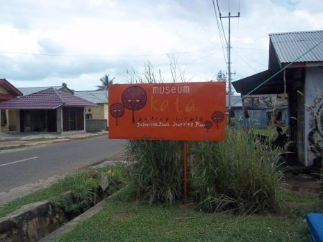 Museum Kata Andrea Hirata, Gantong Belitong