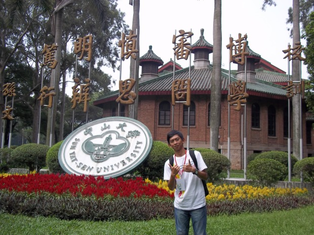 Belajar Sampai ke Cina